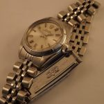 Ladies Rolex Date, Model 6723 of 1975 vintage