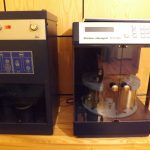 Greiner vibrograf ACS 900 watch movement cleaning machine, with