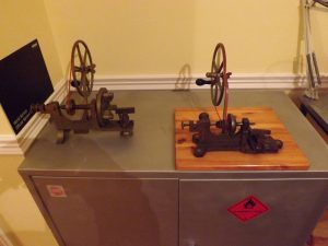 Vintage lathes ( for show only)